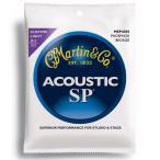 【送料無料】MARTIN(マーチン弦) 「MSP4050×3セット」カスタムライト・ゲージ  SP 92/8 Phosphor Bronze Custom Light Acoustic Guitar/MSP-4050