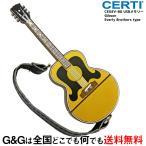 【送料無料】CERTI(セルティ)「CEGEV-8G:本格派のギター型USBメモリー Gibson(ギブソン) Everly Brothers type」