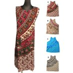 エスニックワンピースAラインエスニック衣料エスニックアジアンファッション