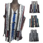 XLエスニックベストエスニック衣料エスニックアジアンファッション