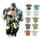 ユニセックスプリント柄エスニックシャツブラウスエスニック衣料エスニックアジアンファッション