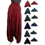 エスニックサルエルパンツ2WEYサロペットエスニック衣料エスニックアジアンファッション