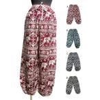 エスニックアラジンパンツハーレムパンツエスニック衣料エスニックアジアンファッション