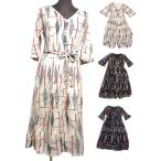 ボタンVカットエスニックワンピースエスニック衣料エスニックアジアンファッション