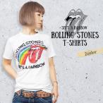 ローリングストーンズTシャツ 2タイプ   Tシャツ 半袖 メンズ レディース カッコいい ミュージシャン ストーンズ S M L XL