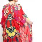 エスニックカーディガンロングレディースエスニックファッションアジアンファッションネイティブ柄ボヘミアンアフリカン派手フェス夏フェス