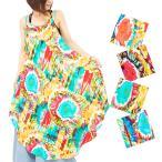 エスニックワンピースキャミソールレディース4カラーアジアンファッションキャミワンピアシンメトリーかわいいゆったりおしゃれ
