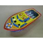 ポンポン船・日本製の復刻版ポンポン丸、人気のブリキ玩具です。
