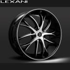LEXANI(レクサーニ) ホイール Polaris 22インチ タイヤ付 4本セット