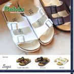 SALE Betula ベチュラ Boogie ブギー DARKBOWN BLACK WHITE メンズ レディース サンダル ビルケンシュトック