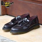 SALE ドクターマーチン タッセルローファー Dr.Martens ADRIAN SLIP ON SHOE BURGUNDY RED 14573601