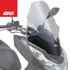 GIVI ジビ D322ST エアロダイナミックスクリーン PCX125('10-'13) PCX150('12-'13) 風防 90097