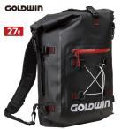 GW ゴールドウィン GSM17502 容量27L ウォータープルーフバックパック  バイク用 防水バッグ リュック