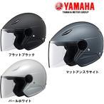 YAMAHA ヤマハ ジェットヘルメット SF-5D リーウィンズ LEA-WINDS SF5D マットブラック マットアンスラサイト
