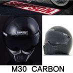 SIMPSON  シンプソン MODEL30 CARBON カーボン  フルフェイスヘルメット M30