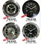 AIKO パイプハンドルウォッチ ミッドマウントタイプ バイク用時計 アイコ TWA101 TWA104 TWA109