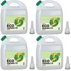 ガレージ・ゼロ バイオエタノール4L×4個(自然由来・発酵アルコール99.5vol%以上)/燃料用アルコール/燃料用エタノール/無水アルコール/溶剤/洗浄剤