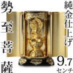仏像 勢至菩薩 厨子 9.7cm