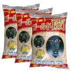 送料無料 ゴールド蘭 15Lx3袋(45L) 小粒 東洋蘭培養土(焼赤玉土+焼鹿沼土) 春蘭 寒蘭 エビネ 野生らんらん