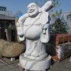 仏像 布袋 七福神 石仏 天然御影石彫刻 仏像販売