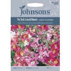 【輸入種子】 Johnsons Seeds Schizanthus LARGE FLOWRED シザンサス ラージ フラワード ジョンソンズシード