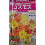 【種子】コスモス キャンパスブライトカラーミックス サカタのタネ