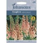 【輸入種子】Johnsons Seeds Foxglove(Digitalis) Apricot Delight ジョンソンズシード フォックスグローブ(ジギタリス)・アプリコット・デライト