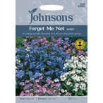 【輸入種子】Johnsons Seeds Forget Me Not Mixed ジョンソンズシード フォーゲット・ミー・ノット(わすれな草)・ミックス