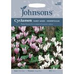 Johnsons SeedsPlantsmans GADENCyclamen hederifoliumシクラメン ヘデリフォリウム ネアポリタナムの種