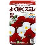 【種子】 よく咲くスミレ カラーパレット ベリー・ラテ サカタのタネ