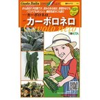 【種子】 Gusto Italia 黒キャベツ カーボロネロ トキタのタネ