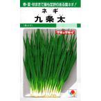 【種子】ネギ 九条太 タキイ種苗のタネ