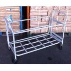 折りたたみパイプ椅子収納台車 20脚収納 55935