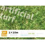 人工芝 ロール 1m×10m 〔35mm〕 ■今だけ芝ピンおまけつき!■  リアル 高級 高密度 芝 ガーデン ガーデンターフ 57224