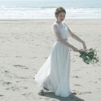 ウエディングドレス セパレートドレス 二次会 花嫁 ドレス ジャルダン半袖付
