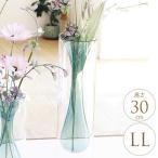ガラス花瓶 おしゃれ インテリア フラワーベース 宙に浮かぶ ガラス 花瓶 インサイド 二重構造 LL