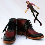 コスプレ靴  TIGER&BUNNY ブラックタイガー コスプレブーツm1084