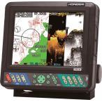 ホンデックス 魚群探知機 HONDEX 8,4型カラー液晶 GPS内臓プロッター魚探 PS-8 ワイドスキャンセット