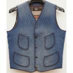 (ダブルアールエル) RRL Badgett コットンブレンド ベスト メンズ Vest