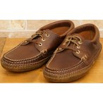 (���֥륢���륨��) RRL ��������150 ��ߥƥåɥ��ǥ������ �쥶�� �⥫���� �ƹ��� Limited Edition Leather Moccasin