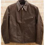 (ダブルアールエル) RRL Morrow カーフスキン レザージャケット 16年冬モデル Leather Jacket