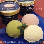 ショッピングアイスクリーム スイーツ  ギフト アイスクリーム 千本松牧場 ミレピーニアイスクリームセット(8)