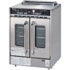 リンナイ 業務用ガスオーブン(コンベック)中型・観音扉タイプ 庫内容量52L 据置型 RCK-20BS3