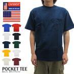 CAMBER キャンバー ヘビーウェイト ポケット付 半袖Tシャツ 302 (メール便対応)