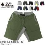 gym master ジムマスター スウェットショーツ G702305 SWEAT SHORTS(メール便不可)