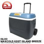 イグルー IGLOO クーラーボックス MAXCOLD 62QT 58L ISLAND BREEZE