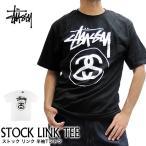 ステューシー STUSSY Tシャツ ストックリンク 半袖Tシャツ 1903917 (メール便対応)