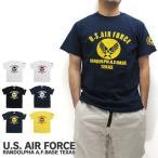 U.S. AIR FORCE ユーエスエアフォース  半袖 Tシャツ (メール便対応)