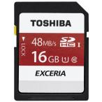 TOSHIBA SDHCカード 16GB Class10 5年保証 日本製 SD-FU016G
