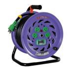 日動工業 電工ドラム 漏電ブレーカー付 NF-EB34